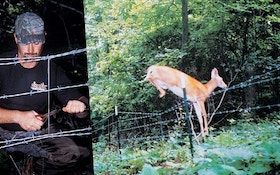 Creating Deer Funnels by Altering Fences