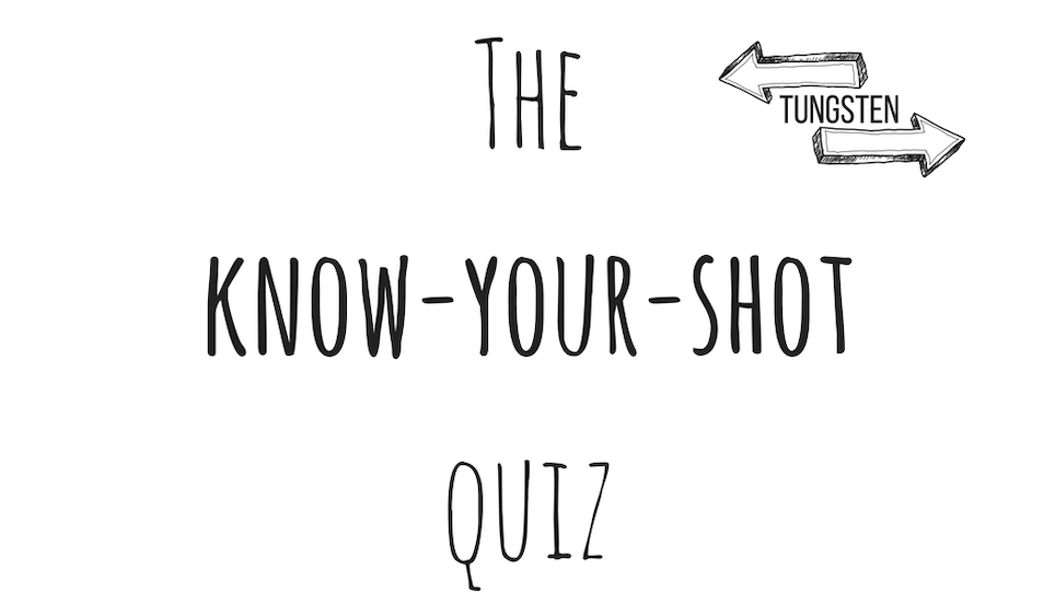 How much do you know about tungsten shot?