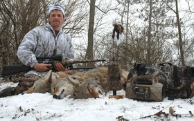 From the Readers: Downing three coyotes in one stand
