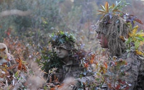 DIY: How to Make a Ghillie Suit and Why They're Awesome