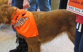 Bird Dog Parade at Pheasants Forever's Pheasant Fest-2