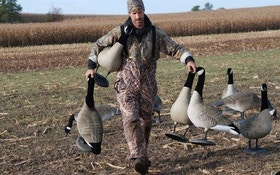 Five Deadly Goose Hunting Spreads