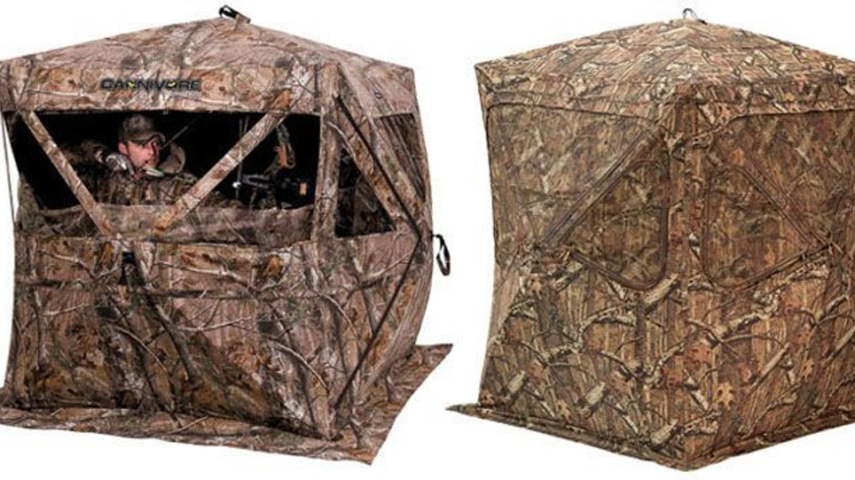 Premium Hunting Blinds for 2011