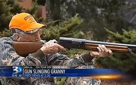 VIDEO: Grandma loves to hunt, even at 98 years old