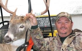 Alex Rutledge: The Hay Bale Buck