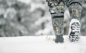 Winter Scouting for Whitetails
