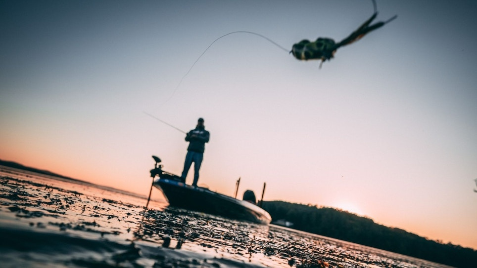 3 Tips for Catching Bass on Hollow-Bodied Frogs