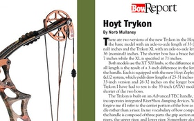 Bow Report: Hoyt Trykon