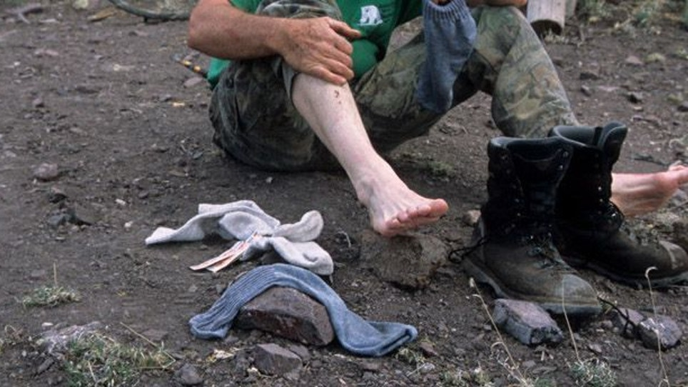 Foot Care And Better Hunting