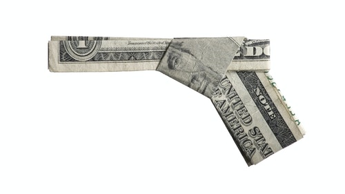 Part of the chaos that the NRA is enduring is due to financial woes, as reported by The New Yorker and the Wall Street Journal. Photo: LongHa2006 (iStock)