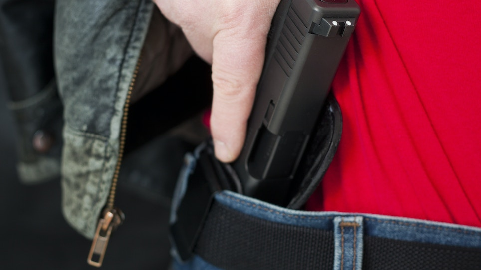 Ohio Lawmakers Approve Bill Allowing Concealed Carry on College Campus