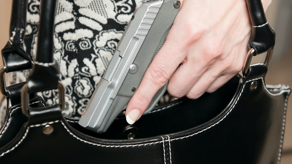 Concealed carry permit holders are the most law-abiding citizens