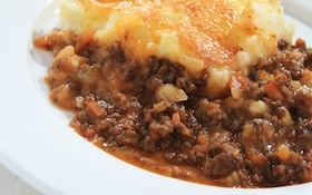 Wild Game Shepherd's Pie Recipe With Hoecakes