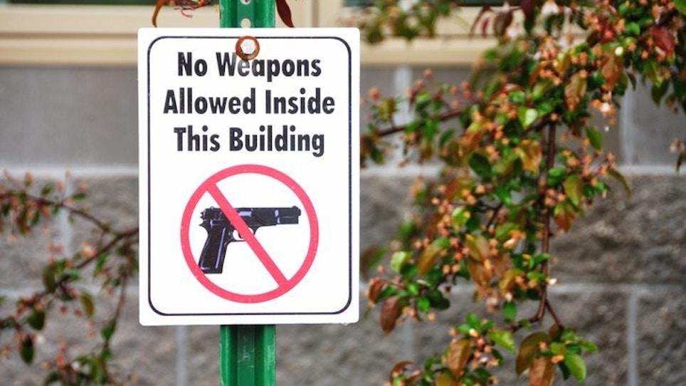 Second Amendment Bill Fights Gun-Free Zones
