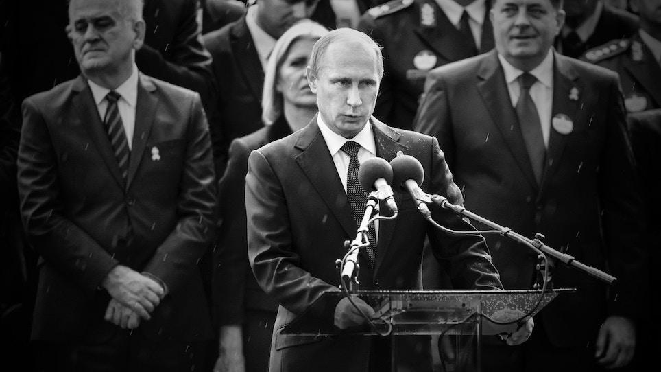 Vladimir Putin's Courtship of American Hunters