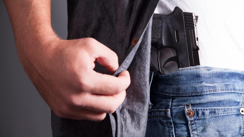 Missouri Lawmakers Loosen Gun Laws By Overriding Veto