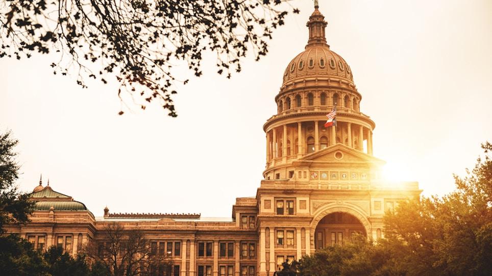 Texas Professors Sue Over Guns On Campus