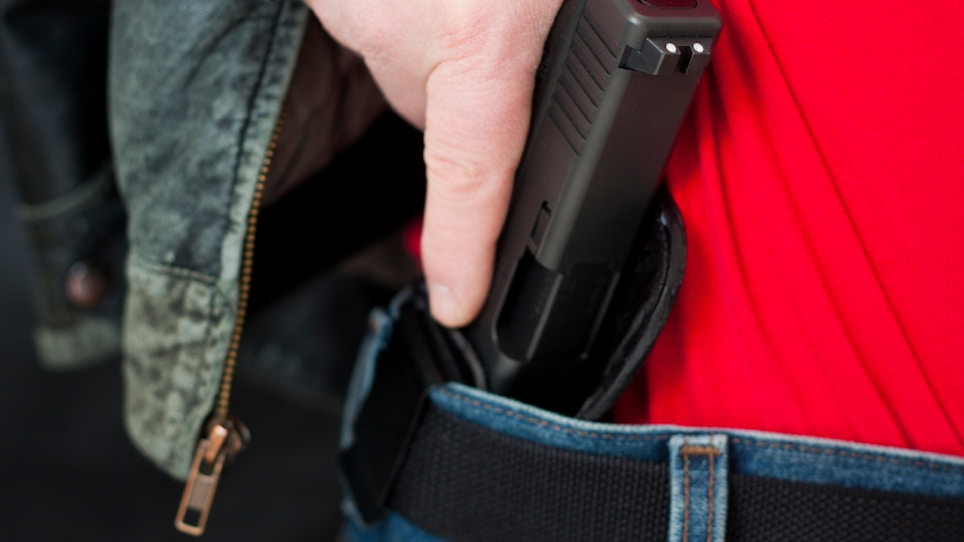 Florida House Committee Approves Bill To Allow Open Carry Of Guns