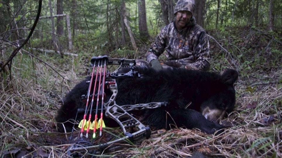 Alberta Bear Hunting Gear Part 2