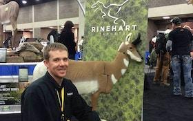 Why Rinehart's New Antelope Hunting Decoy Will Work