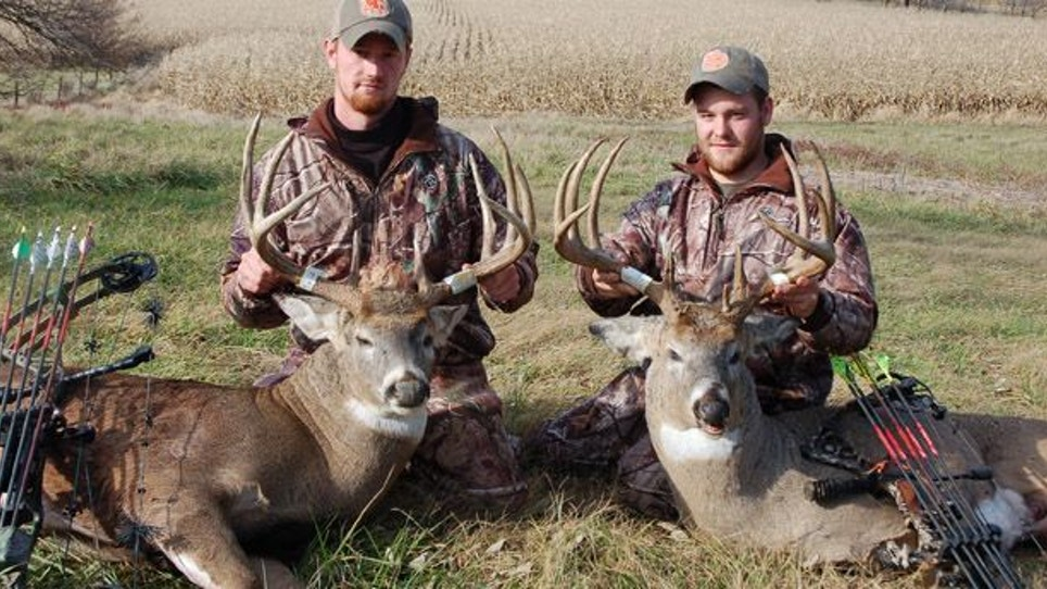 Iowa Bowhunting: Land Of The Giants