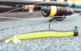 Jigworms (aka Ned Rigs) for Summertime Bass