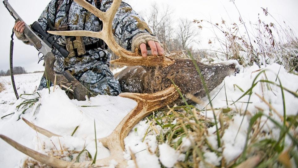 Top 10 late-season whitetail tactics