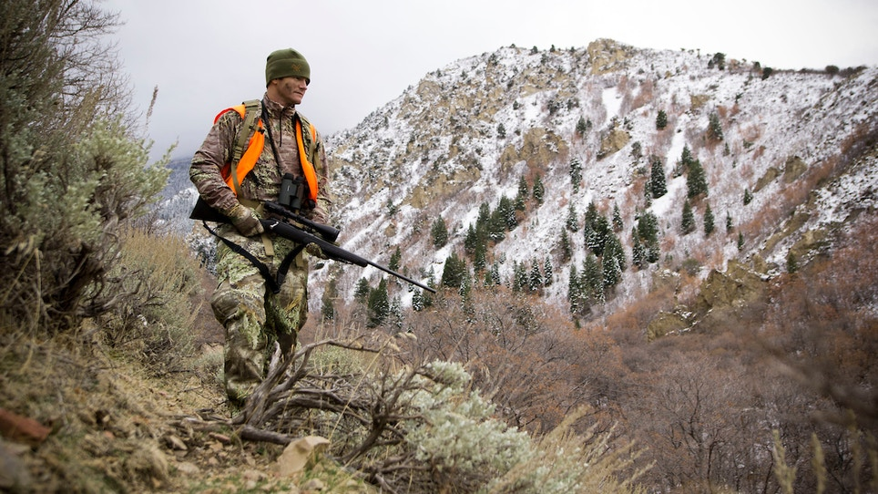 Bowhunting Deer During Late Rifle Season Can Actually Improve Your Chances