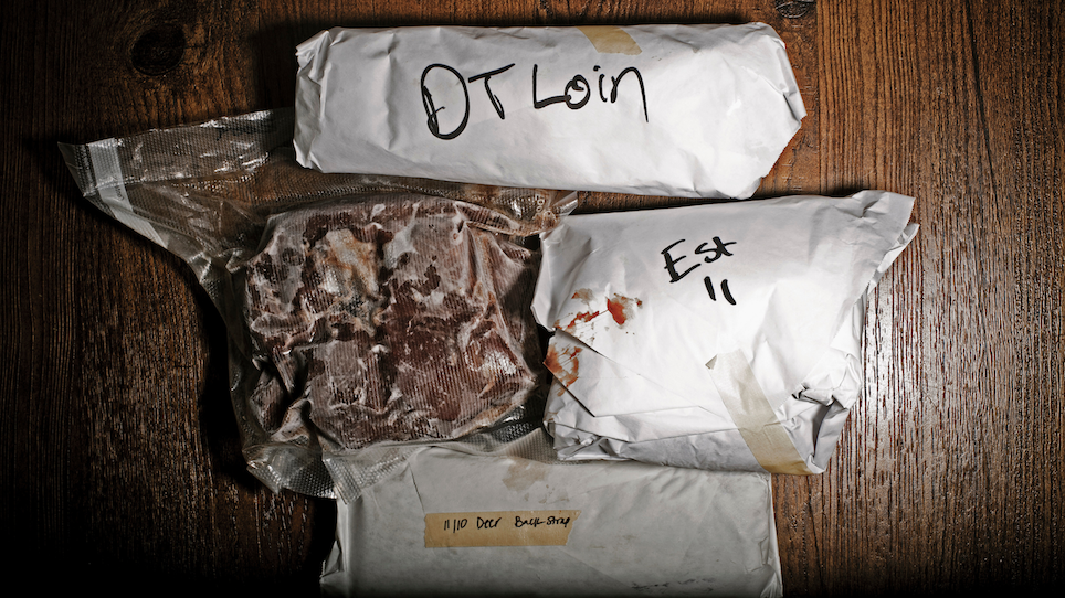 Should You Be Allowed to Sell Venison?