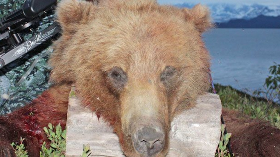 From the Readers: An Alaskan bear (or two) for Dad