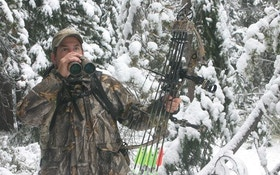 Elk hunting after the rut; pinpoint and pursue