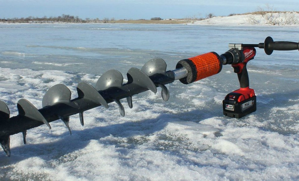 Making the Switch to a Drill-Powered Auger