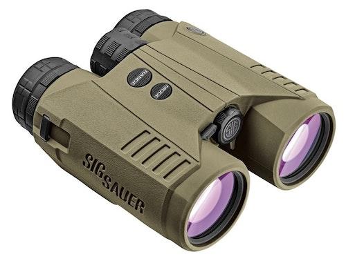 Sig Sauer KILO3000BDX rangefinding binocular