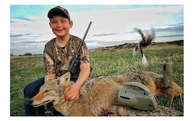 From the Readers: His First Coyote