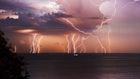 College Angler's Boat Struck by Lightning