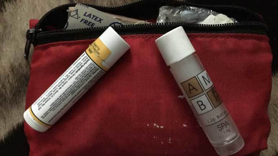 Lip Balm Can Be A Useful Survival Tool