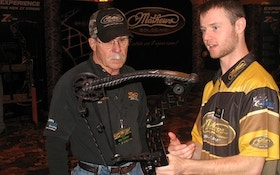 Mathews Archery Show Update