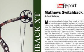 Bow Report: Mathews Switchback XT