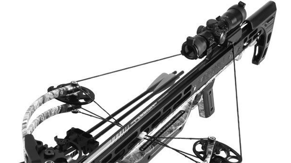 The new Mission MXB-360 Crossbow—part 1