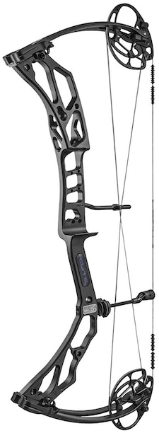 Elite Archery Valor in Ninja Black