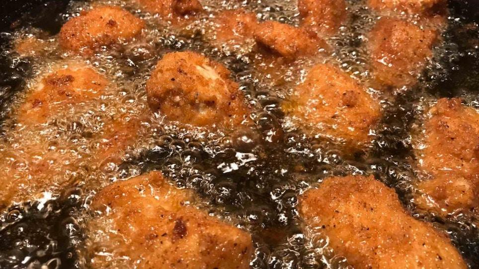 Recipe: Wild Turkey Nuggets