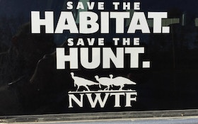 NWTF 'Save The Habitat, Save The Hunt' Program A Winner