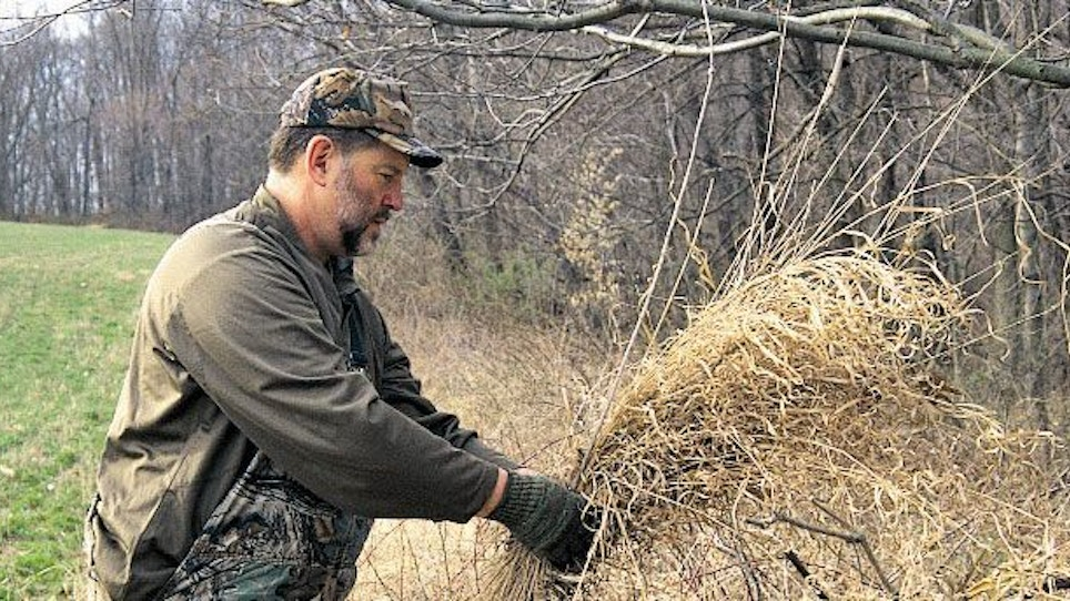 Plenty bowhunting opportunities exist at ground level—part I