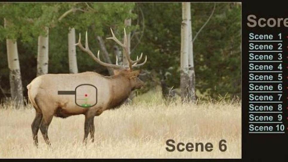 Online Elk Hunt Practice