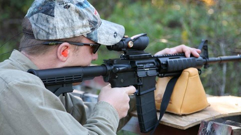Optics for Deep Woods Coyotes