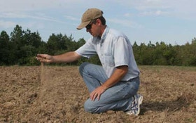 How to plant food plots in a drought