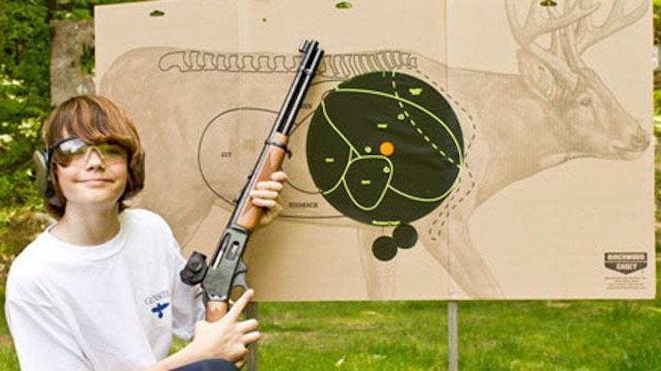 Deer Rifles for Kids