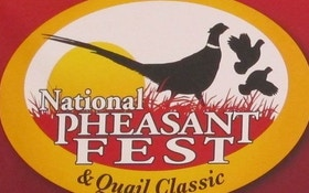 Bird Dog Parade at Pheasants Forever's Pheasant Fest