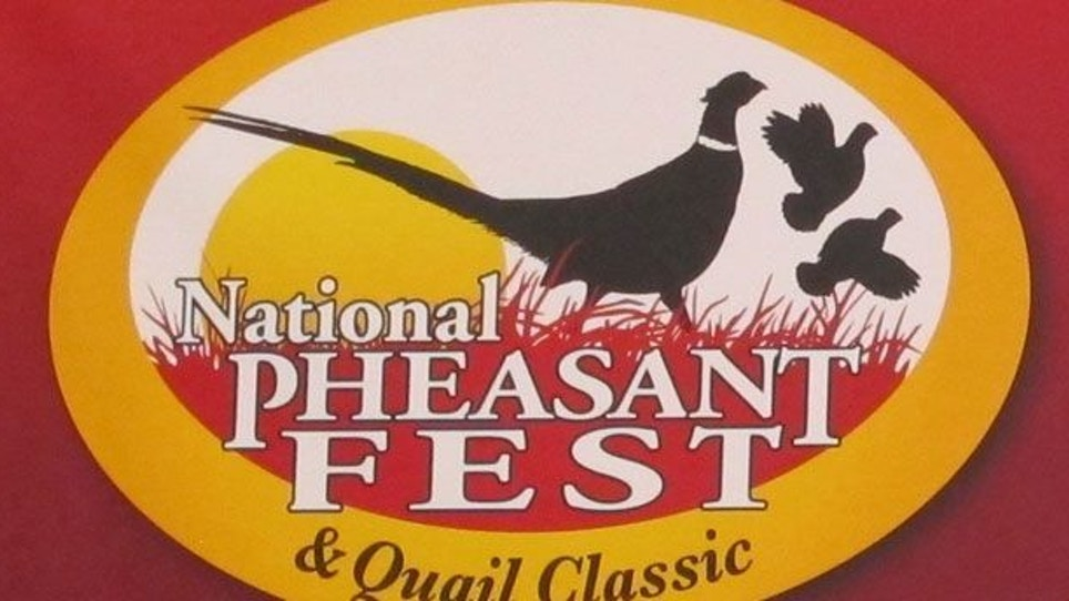 Bird Dog Parade at Pheasants Forever's Pheasant Fest