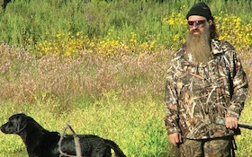 The Duck Commander's thoughts on wind, smell and missing
